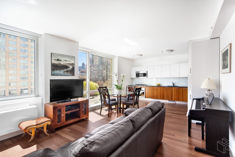 100 Riverside Boulevard 6a, Upper West Side, NYC, 10069, $1,195,000, Sold Property, Halstead Real Estate, Photo 1