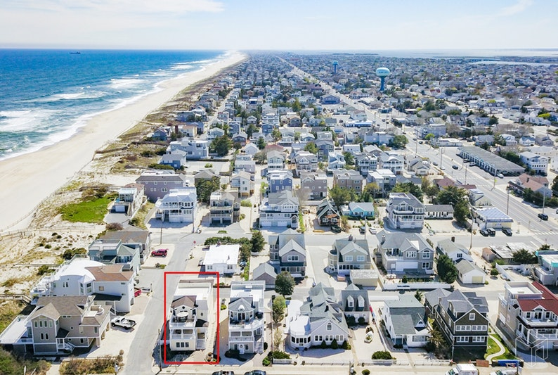 20  22nd Street, Surf City, New Jersey, 08008, $1,869,000, Property For Sale, ID# 18504005, Halstead