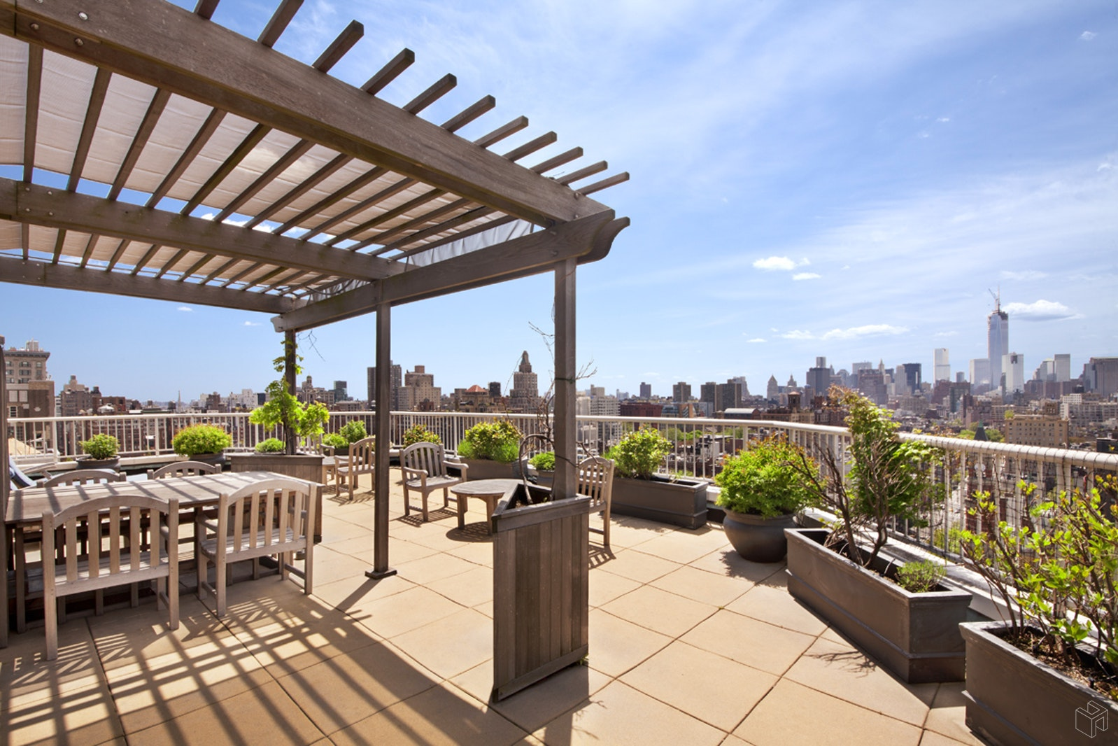 101 West 12th Street 20l, Greenwich Village, NYC, 10011, $5,250,000, Sold Property, Halstead Real Estate, Photo 10