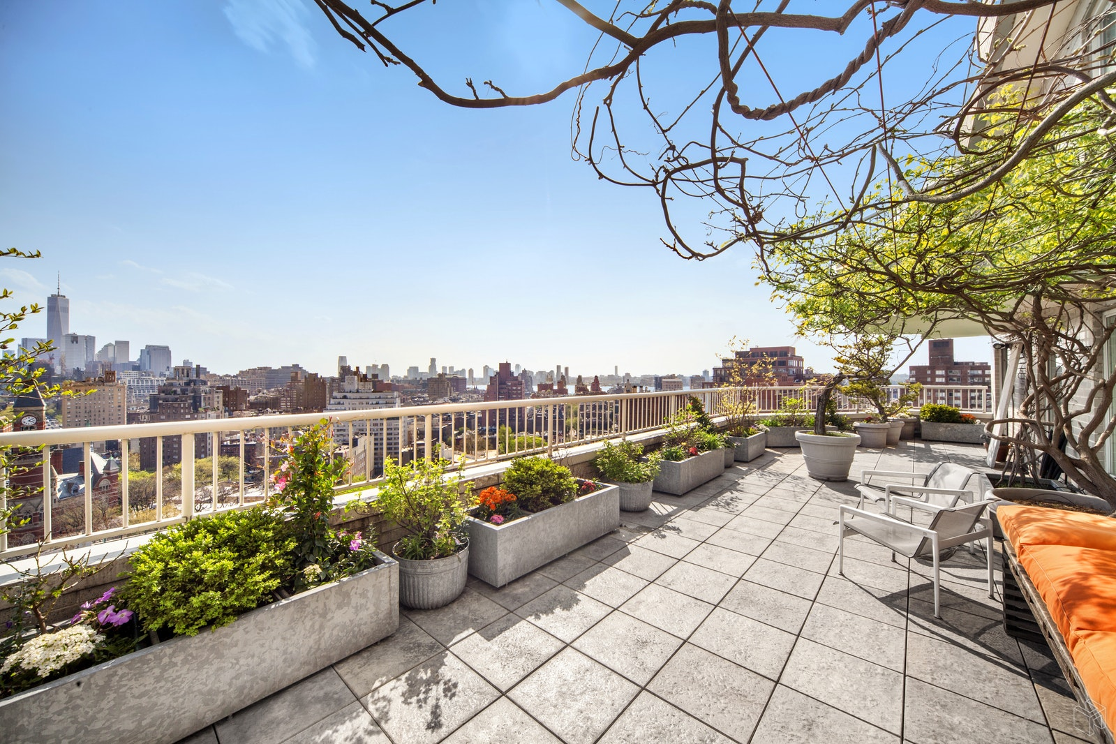 101 West 12th Street 20l, Greenwich Village, NYC, 10011, $5,250,000, Sold Property, Halstead Real Estate, Photo 4