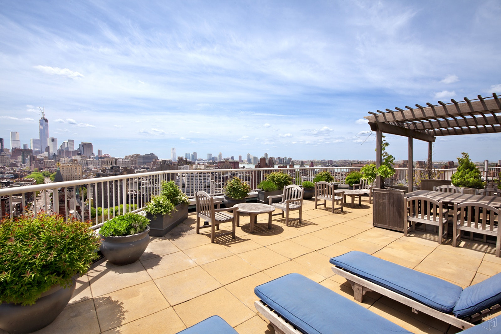 101 West 12th Street 20l, Greenwich Village, NYC, 10011, $5,250,000, Sold Property, Halstead Real Estate, Photo 9