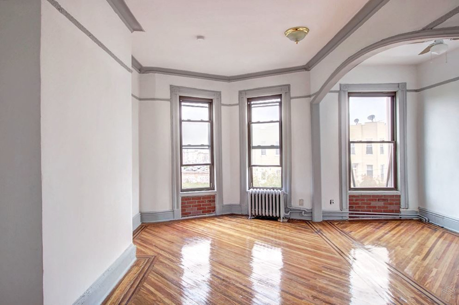 2058 A Pacific Street Garden, Crown Heights, Brooklyn, NY, 11233, $2,600, Property For Rent, ID# 18532858, Halstead