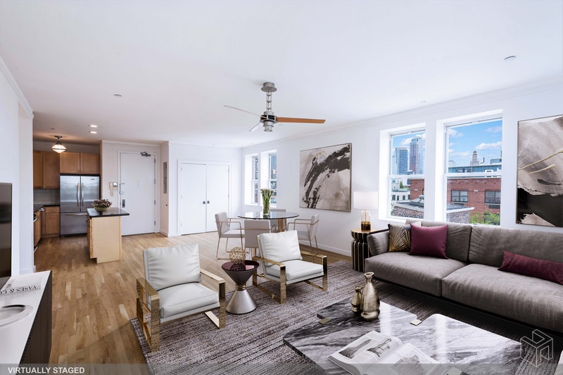 25 Bergen Street 5b, Cobble Hill, Brooklyn, NY, 11201, $1,600,000, Sold Property, Halstead Real Estate, Photo 2