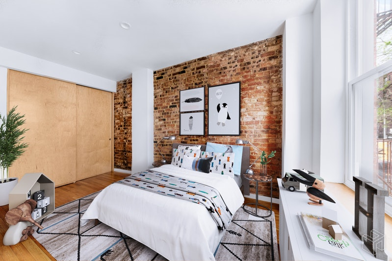 509 East 6th Street 2f, East Village, NYC, 10009, Price Not Disclosed, Rented Property, Halstead Real Estate, Photo 1