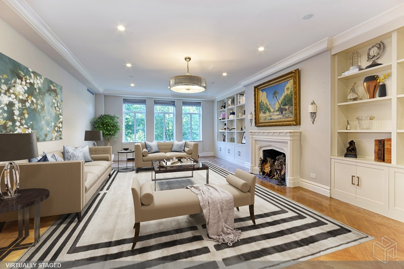 211 CENTRAL PARK WEST 4F