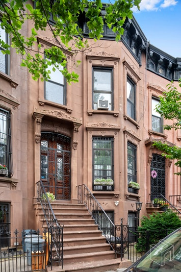 60 Berkeley Place, Park Slope, Brooklyn, NY, 11217, $3,250,000, Sold Property, Halstead Real Estate, Photo 1