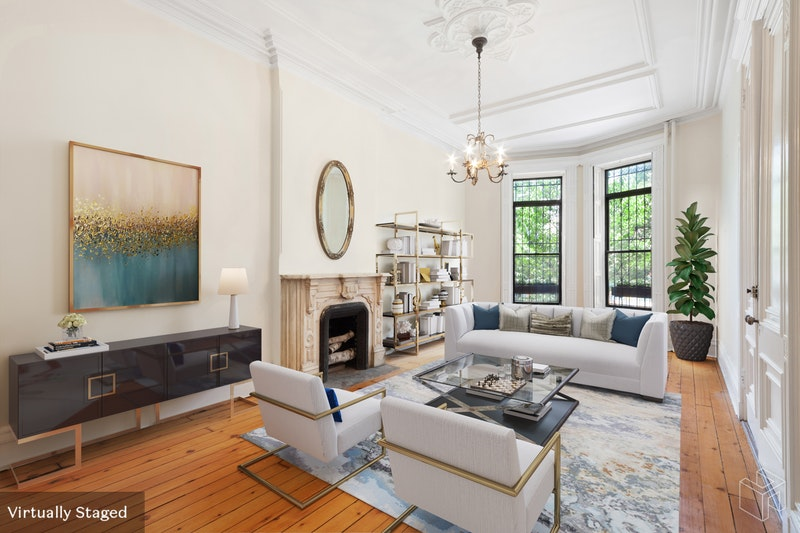 60 Berkeley Place, Park Slope, Brooklyn, NY, 11217, $3,250,000, Sold Property, Halstead Real Estate, Photo 4
