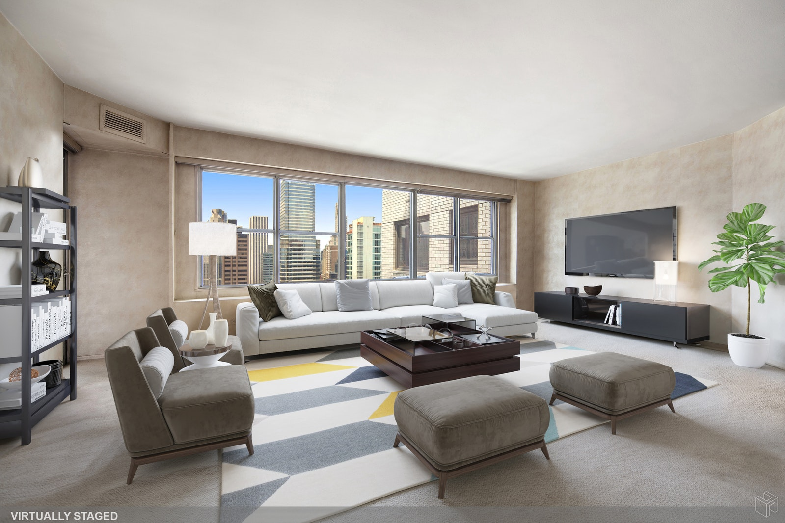 303 East 57th Street, Midtown East, NYC, 10022, $300,000, Sold Property, Halstead Real Estate, Photo 3