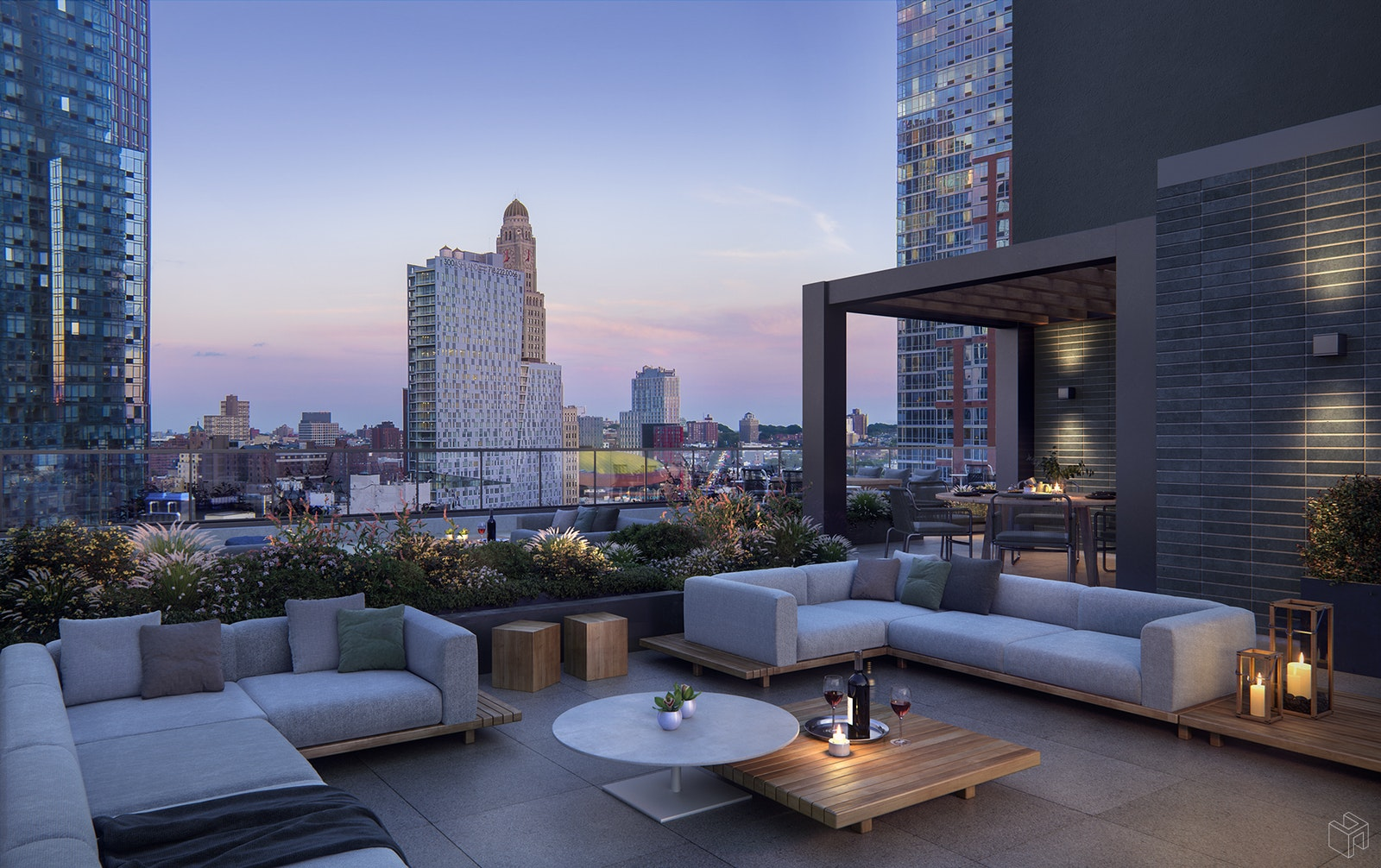 10 Nevins Street 16c, Downtown Brooklyn, Brooklyn, NY, 11217, $1,495,000, Sold Property, Halstead Real Estate, Photo 9