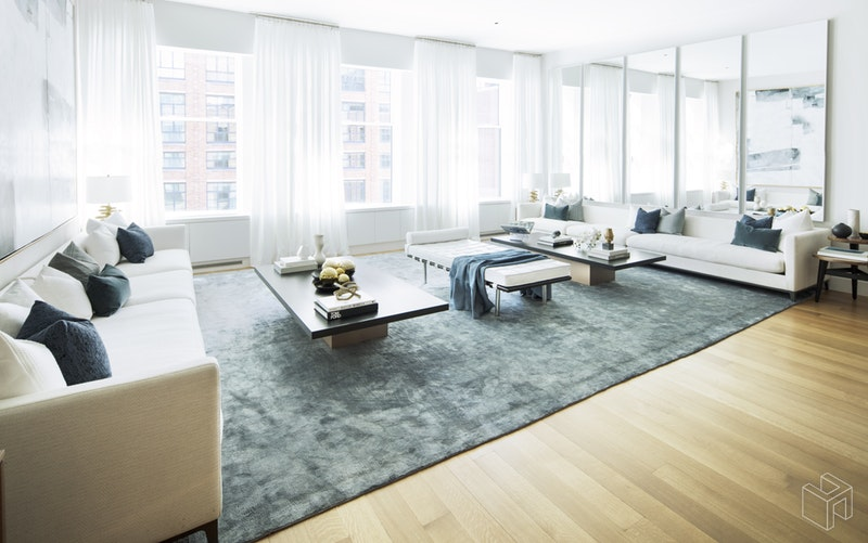 15 Hubert Street Phb, Tribeca, NYC, $6,250,000, Web #: 18659790