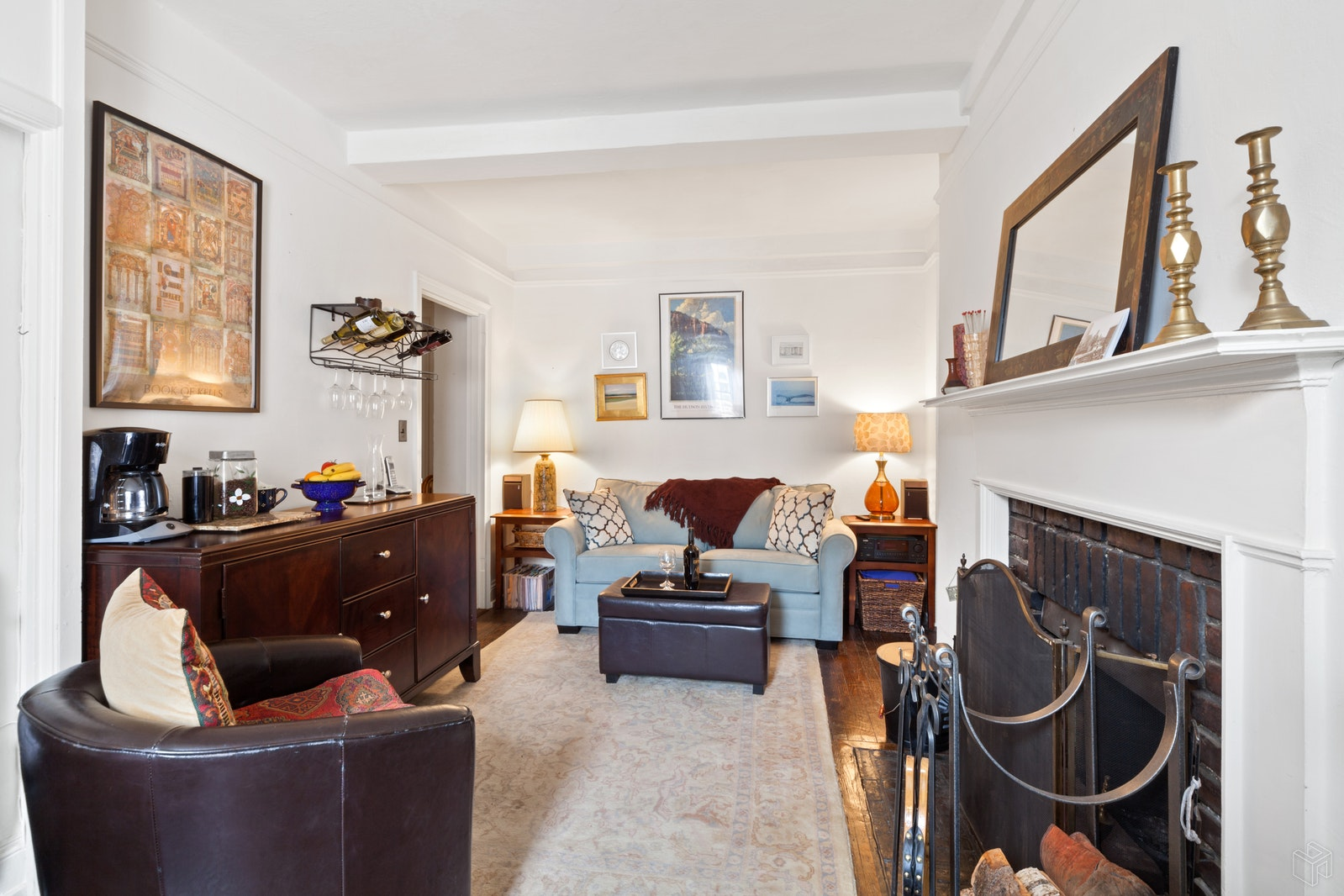 1 Bdr Beekman COOP-WBFP, Low Maintenance, Midtown East, NYC, 10017, $509,000, Property For Sale, Halstead Real Estate, Photo 1