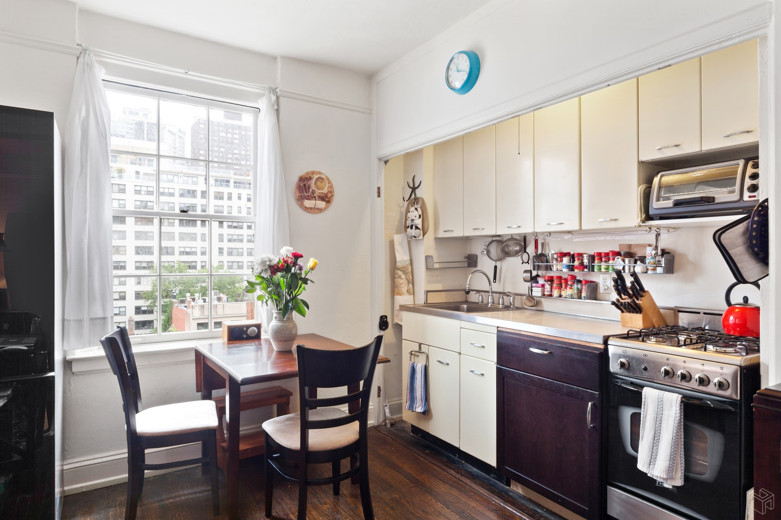 1 Bdr Beekman COOP-WBFP, Low Maintenance, Midtown East, NYC, 10017, $509,000, Property For Sale, Halstead Real Estate, Photo 2