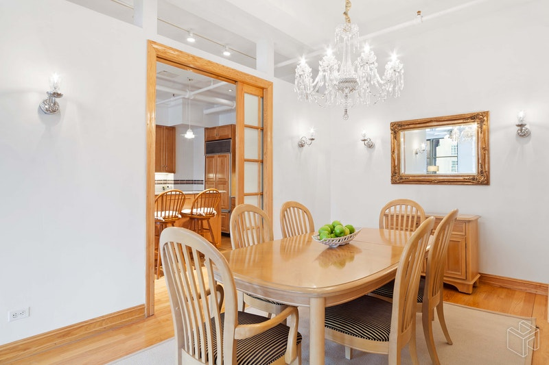 205 West 19th Street 8/f, Chelsea, NYC, 10011, $4,395,000, Sold Property, Halstead Real Estate, Photo 5