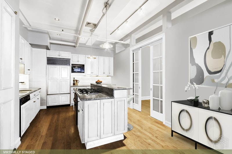 205 West 19th Street 8/f, Chelsea, NYC, 10011, $4,395,000, Sold Property, Halstead Real Estate, Photo 8
