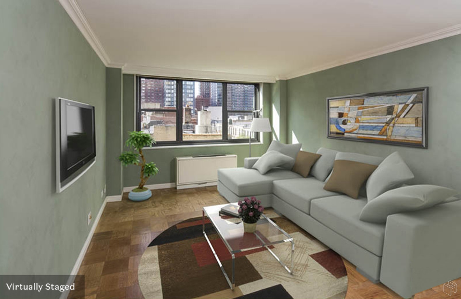 340 East 93rd Street 7k, Upper East Side, NYC, 10128, $654,500, Sold Property, Halstead Real Estate, Photo 1