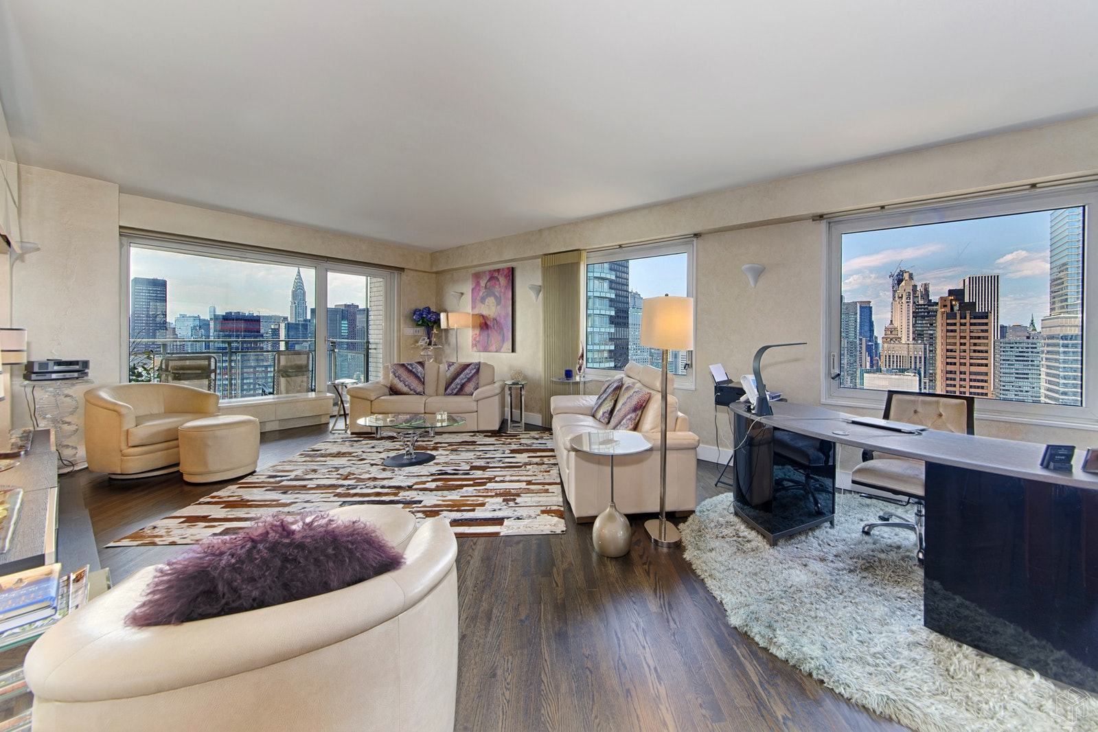 303 East 57th Street 43b, Midtown East, NYC, 10022, $1,250,000, Sold Property, Halstead Real Estate, Photo 1
