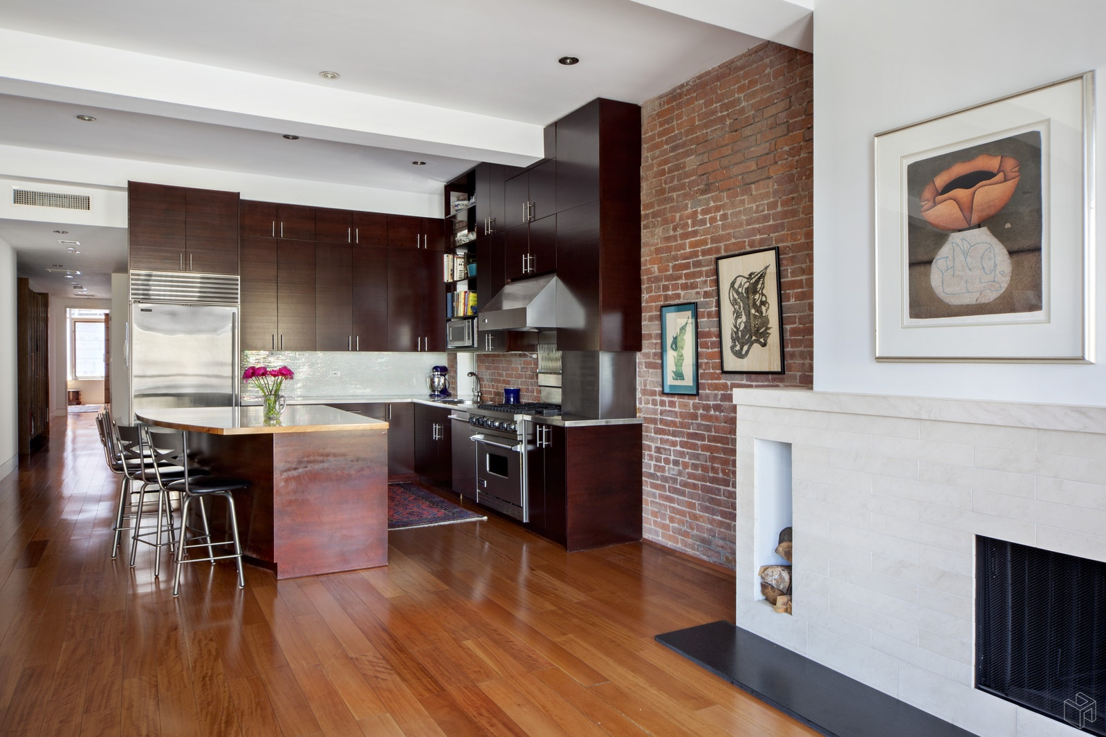 15 Rivington Street 4thfloor, Lower East Side, NYC, 10002, $2,765,000, Sold Property, Halstead Real Estate, Photo 3