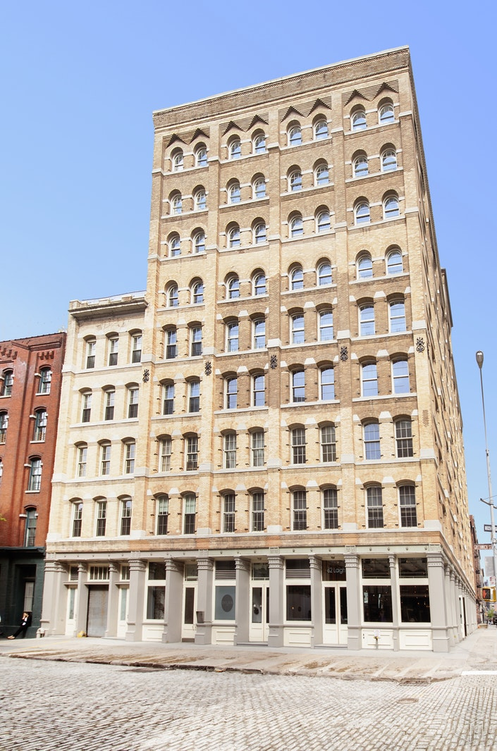 4br Luxury Loft With Parking, Tribeca, NYC, 10013, $7,200,000, Sold Property, Halstead Real Estate
