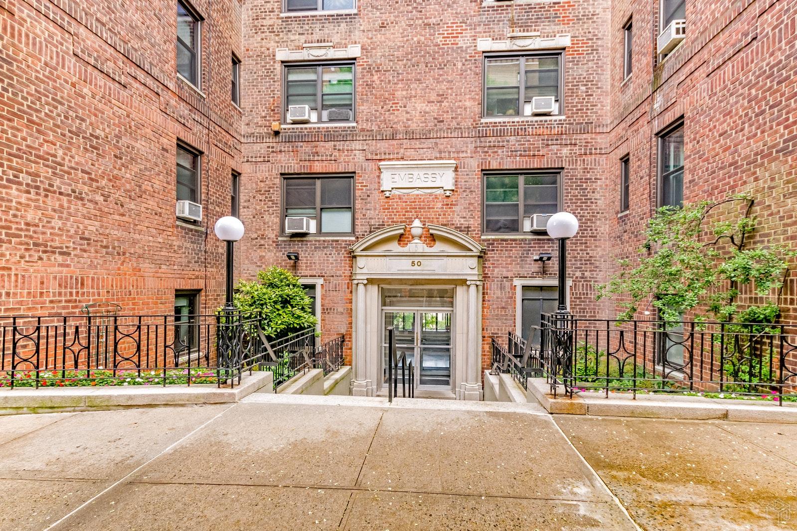 50 Park Terrace East Upper Manhattan Nyc 10034