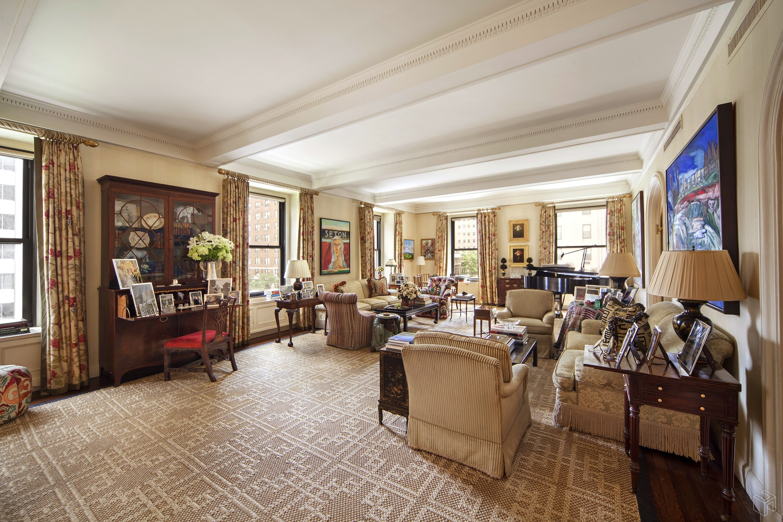 898 Park Avenue 5/6, Upper East Side, NYC, 10075, $11,500,000