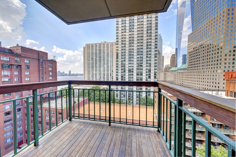 333 Rector Place 1411, Battery Park City, NYC, 10280, $3,850, Rented Property, Halstead Real Estate, Photo 1