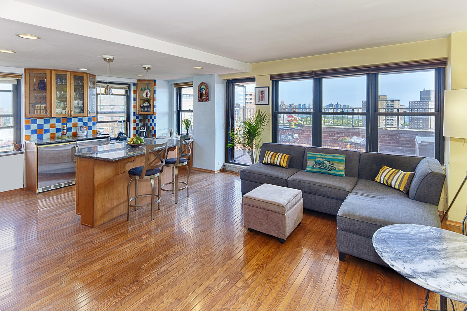 212 East Broadway, Lower East Side, NYC, 10002, $1,045,000, Sold Property, Halstead Real Estate, Photo 2