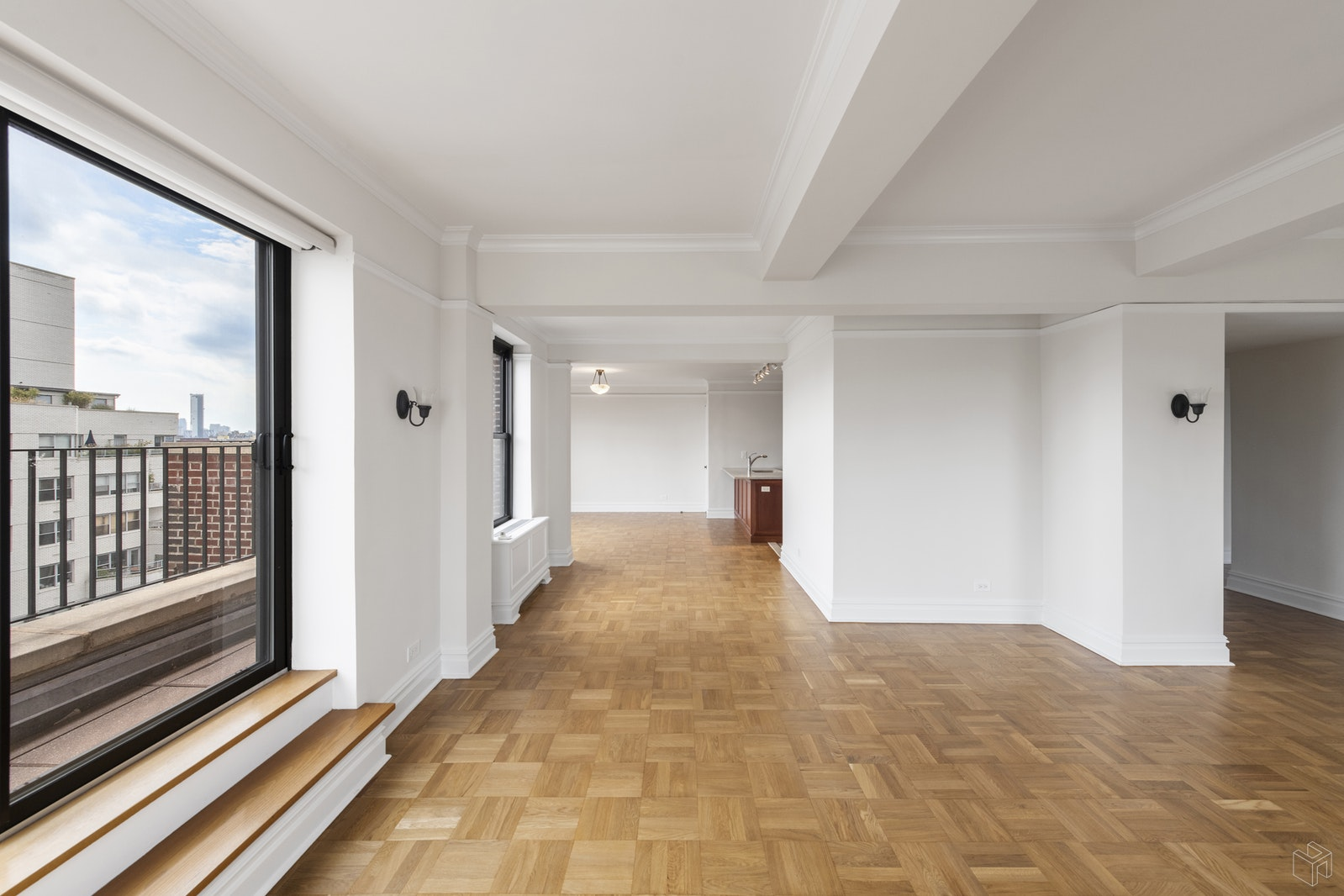 56 Seventh Avenue 20b, West Village, NYC, 10011, Price Not Disclosed, Rented Property, Halstead Real Estate, Photo 3