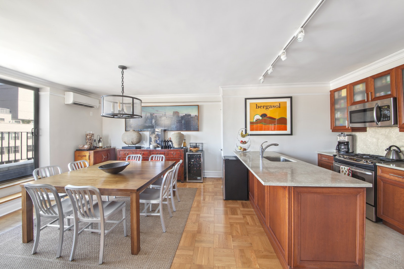 56 Seventh Avenue 20b, West Village, NYC, 10011, Price Not Disclosed, Rented Property, Halstead Real Estate, Photo 6