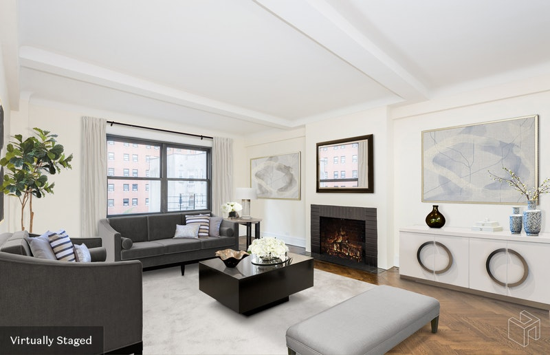 230 East 48th Street 3f, Midtown East, NYC, 10017, Price Not Disclosed, Rented Property, Halstead Real Estate, Photo 1