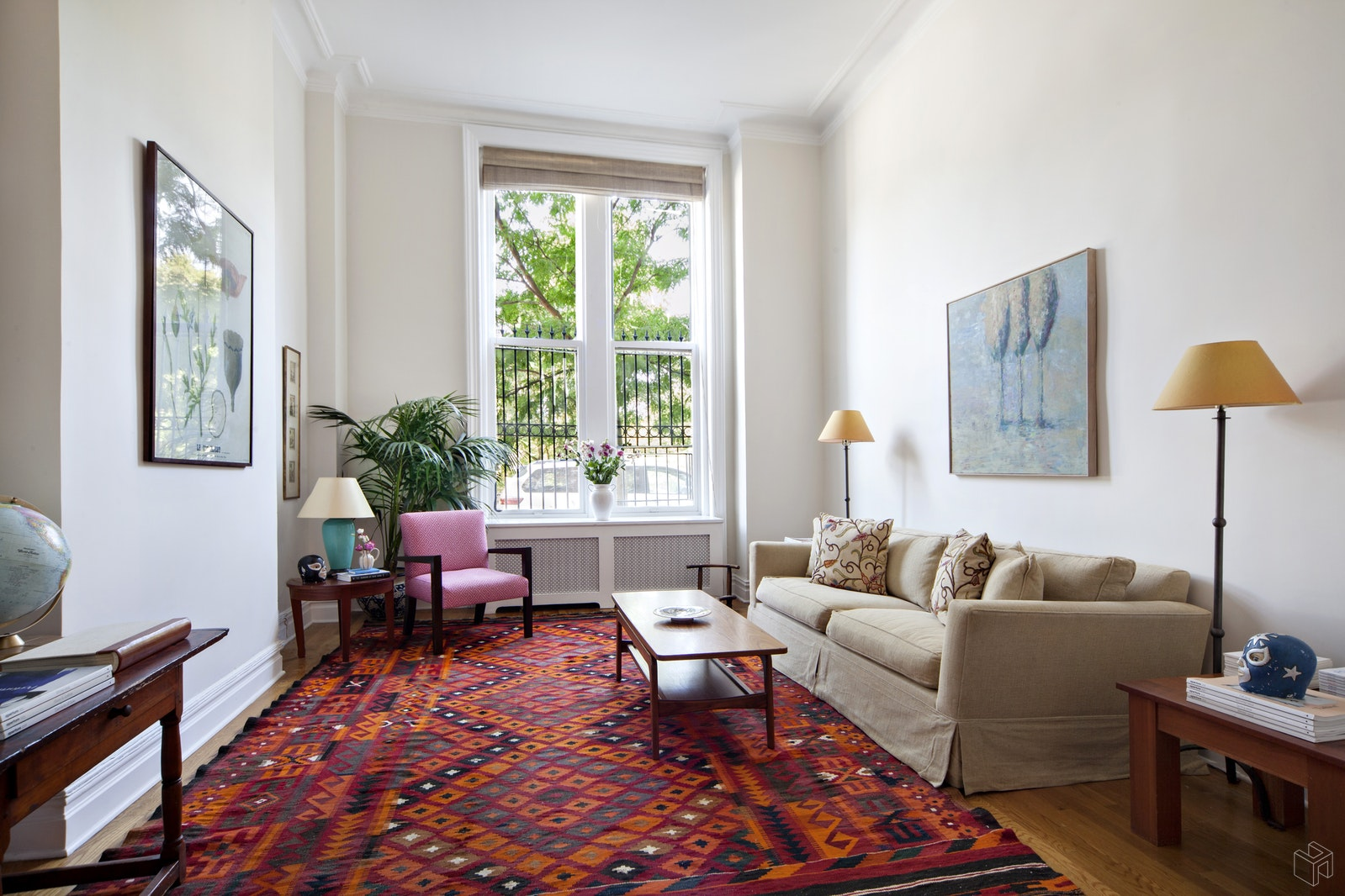 360 Riverside Drive 1ab, Upper West Side, NYC, 10025, $2,050,000, Sold Property, Halstead Real Estate, Photo 1