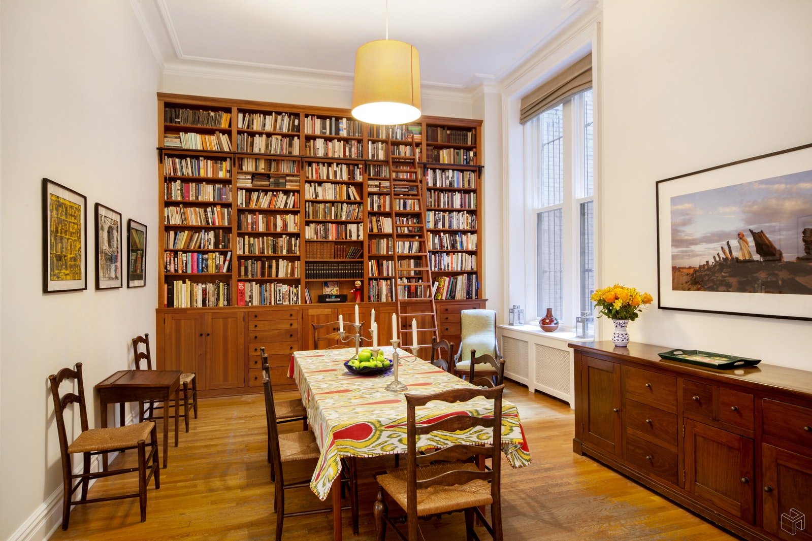 360 Riverside Drive 1ab, Upper West Side, NYC, 10025, $2,050,000, Sold Property, Halstead Real Estate, Photo 2