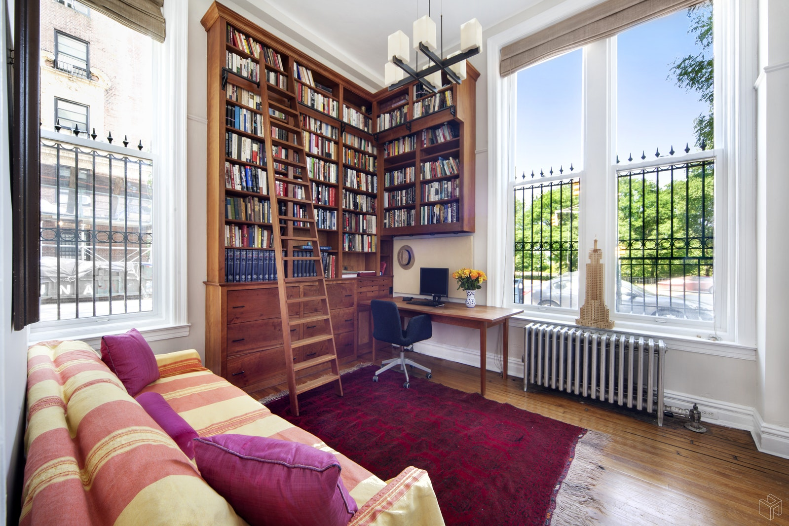 360 Riverside Drive 1ab, Upper West Side, NYC, 10025, $2,050,000, Sold Property, Halstead Real Estate, Photo 6