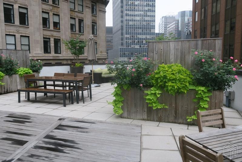 1 Wall Street Court 808, Lower Manhattan, NYC, $2,400, Web #: 18991435