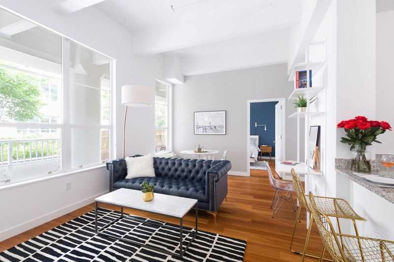184 Kent Avenue B308, Williamsburg, Brooklyn, NY, 11249, Price Not Disclosed, Rented Property, Halstead Real Estate, Photo 1