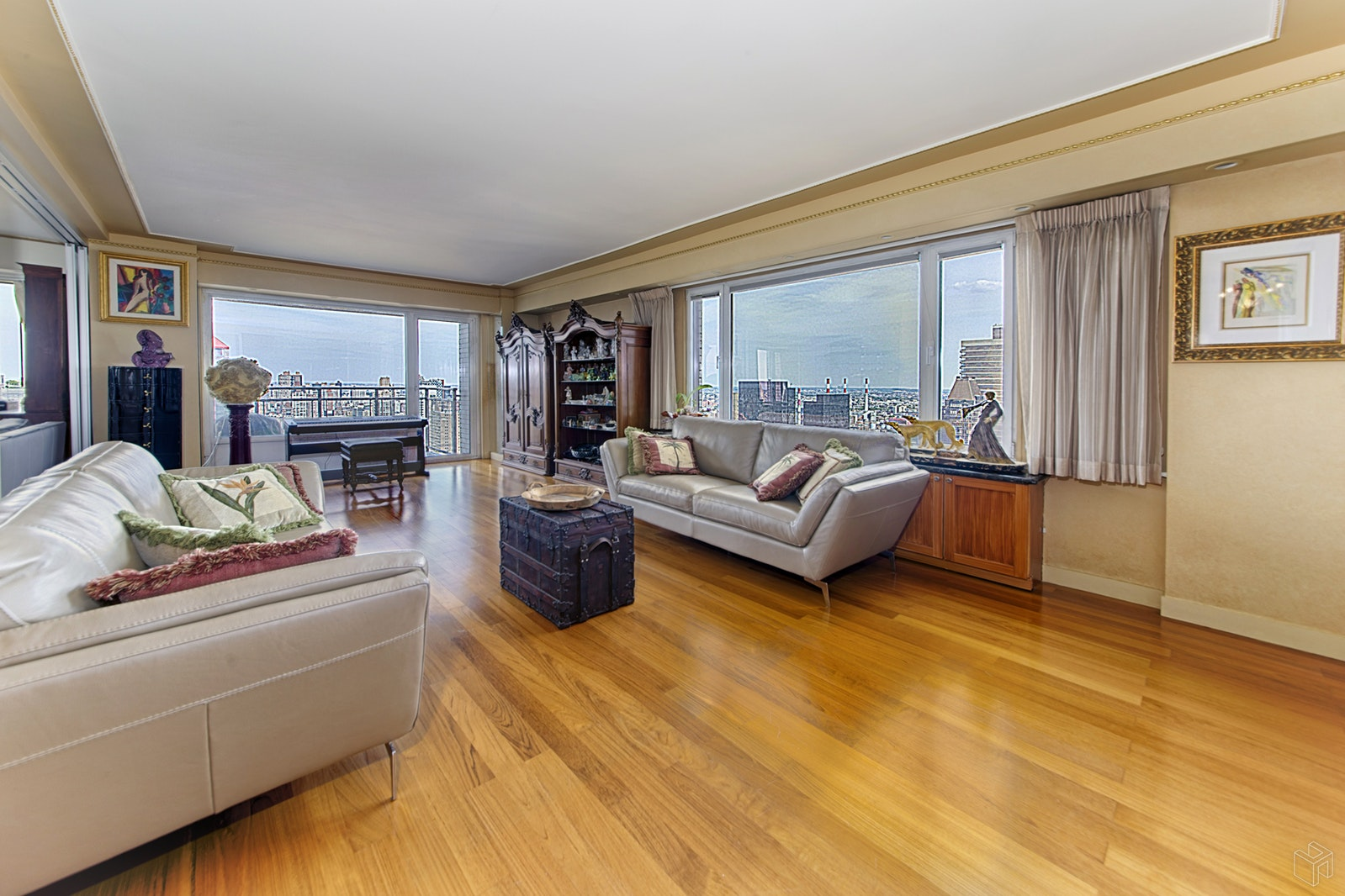 303 East 57th Street 40f, Midtown East, NYC, 10022, $1,100,000, Sold Property, Halstead Real Estate, Photo 1