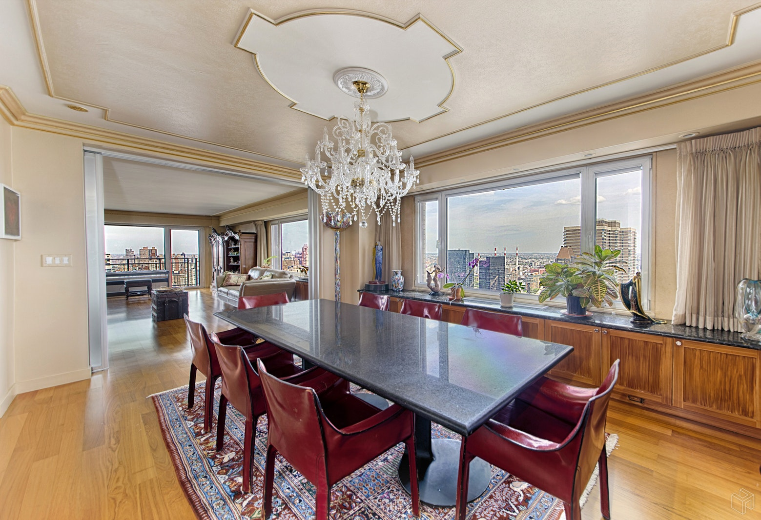 303 East 57th Street 40f, Midtown East, NYC, 10022, $1,100,000, Sold Property, Halstead Real Estate, Photo 4