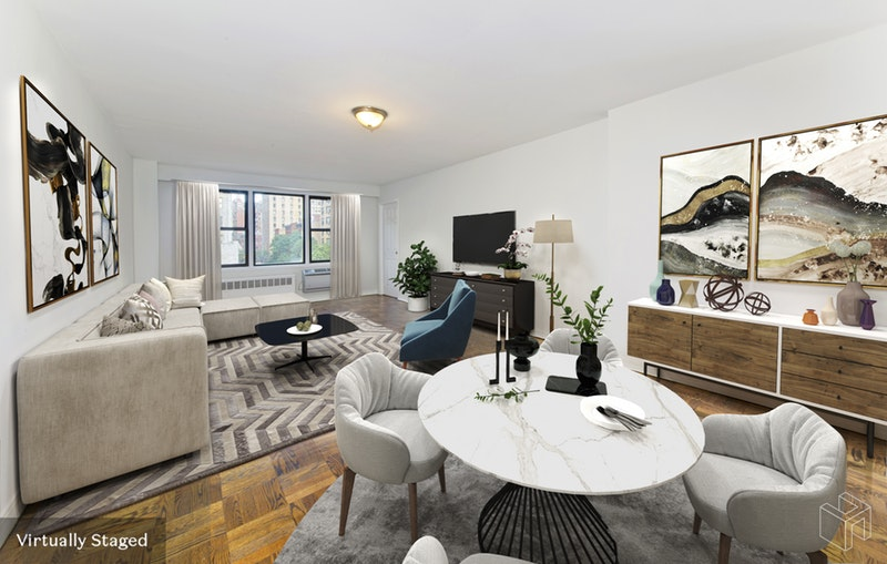 200 East 15th Street 5H, Gramercy Park, NYC, $5,195, Web #: 19041762
