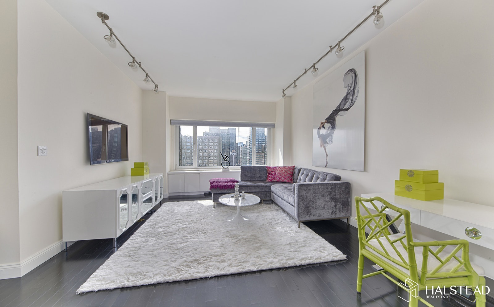 303 East 57th Street 26c, Midtown East, NYC, 10022, $495,000, Property For Sale, Halstead Real Estate, Photo 1