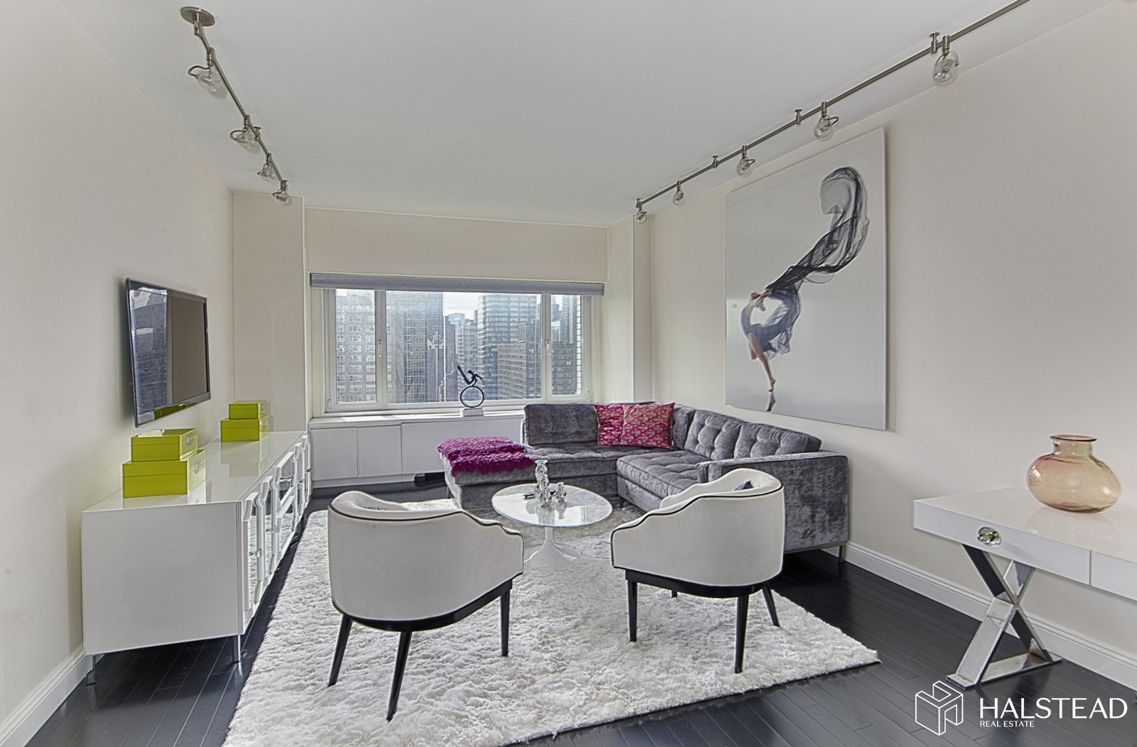303 East 57th Street 26c, Midtown East, NYC, 10022, $495,000, Property For Sale, Halstead Real Estate, Photo 2