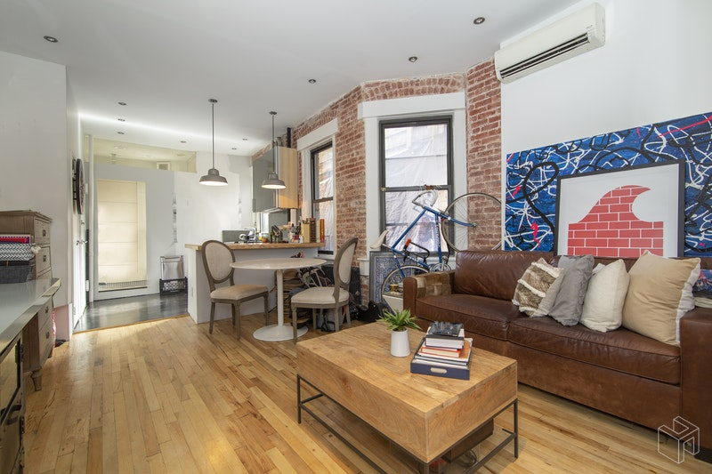 32 Jones Street 2A, West Village, NYC, $610,000, Web #: 19046243