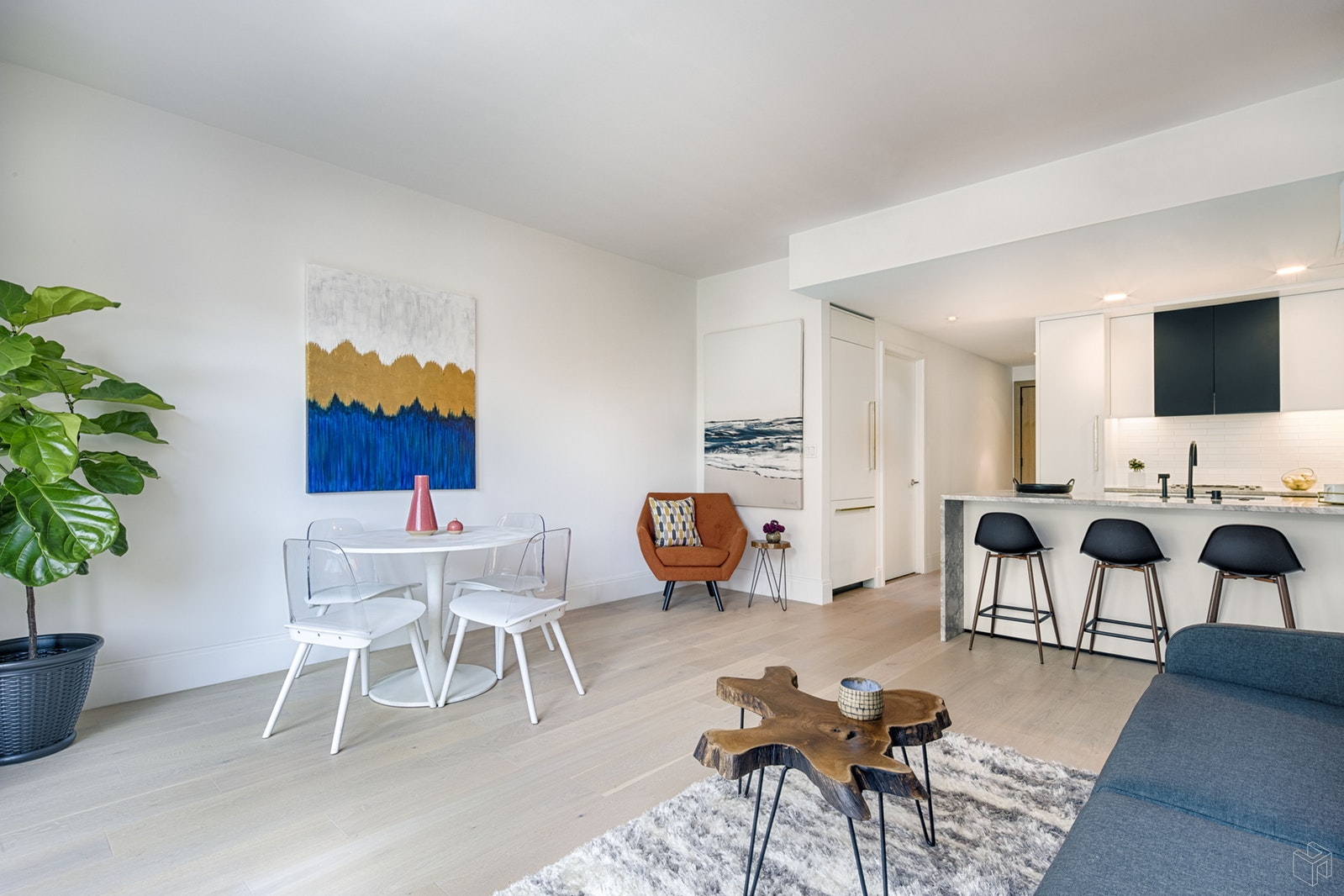 610 Warren Street 4b, Boerum Hill, Brooklyn, NY, 11217, $1,655,000, Sold Property, Halstead Real Estate, Photo 3