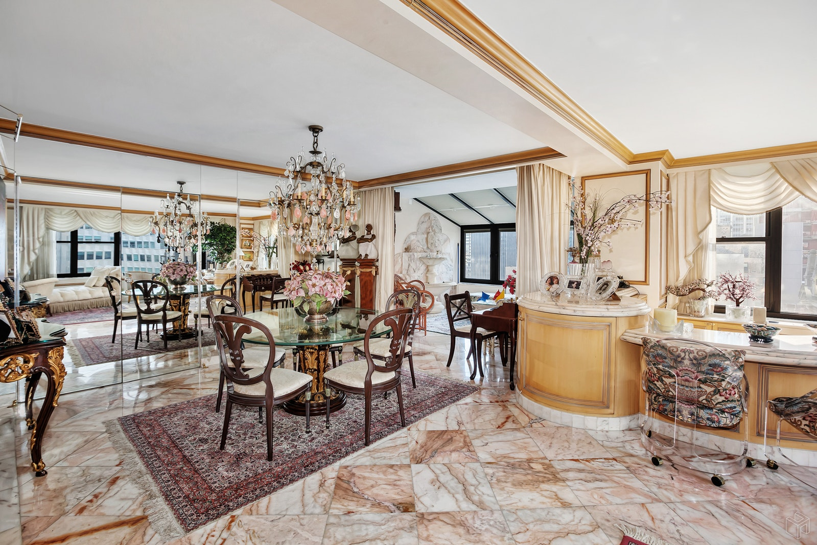 117 East 57th Street 23b, Midtown East, NYC, 10022, $2,295,000, Property For Sale, Halstead Real Estate, Photo 3