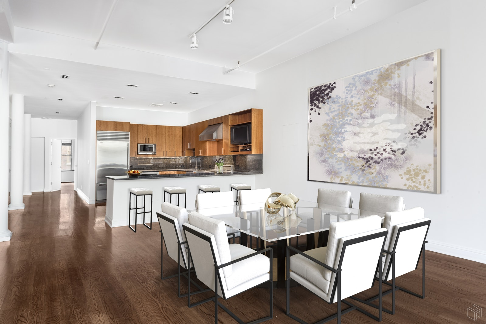20 Greene Street, Soho, NYC, 10013, $5,295,000, Sold Property, Halstead Real Estate, Photo 2
