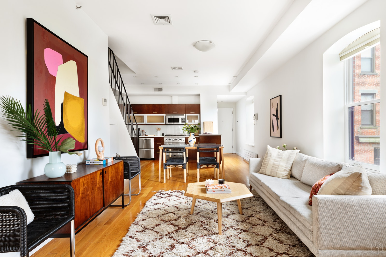 153 Lincoln Place 2c, Park Slope, Brooklyn, NY, 11217, $1,800,000, Sold Property, Halstead Real Estate, Photo 4