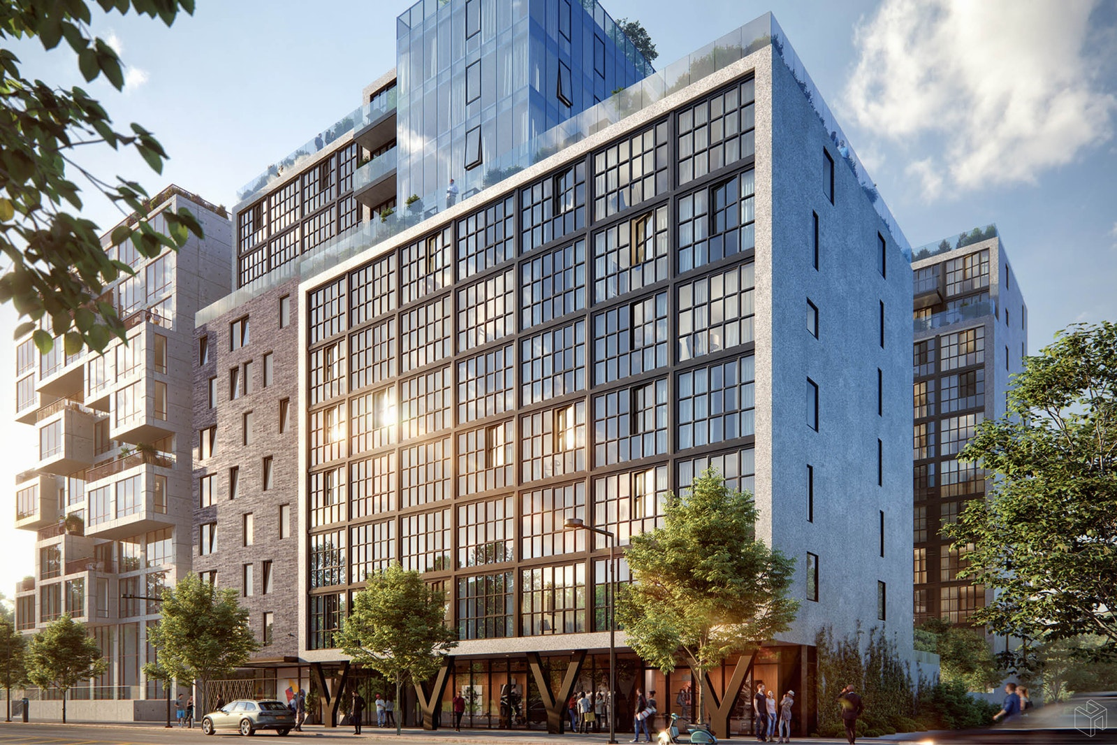 2218 Jackson Avenue 807, Long Island City, Queens, NY, 11101, Price Not Disclosed, Sold Property, Halstead Real Estate, Photo 1
