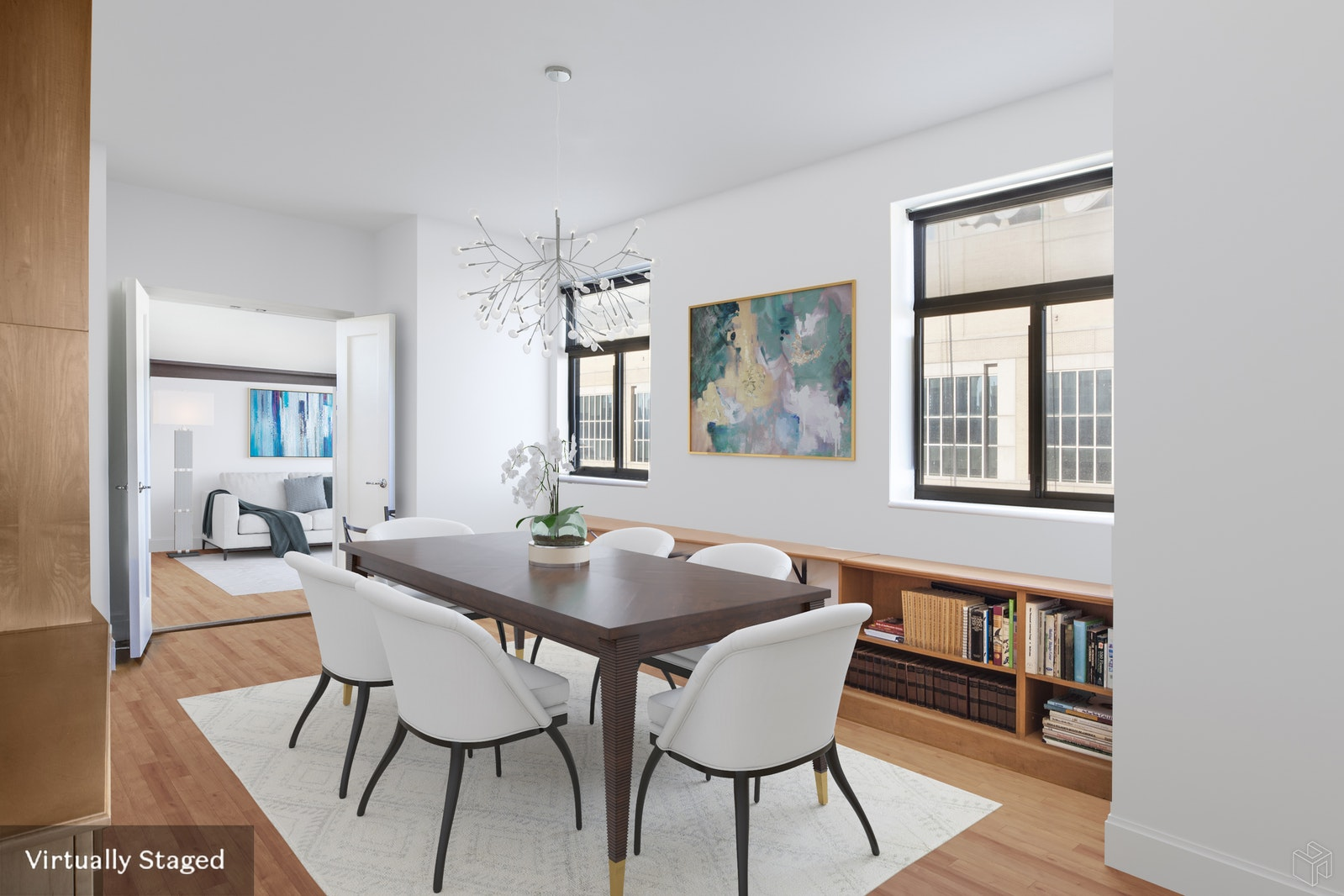 22 West 66th Street 16, Upper West Side, NYC, 10023, $3,580,000, Sold Property, Halstead Real Estate, Photo 6