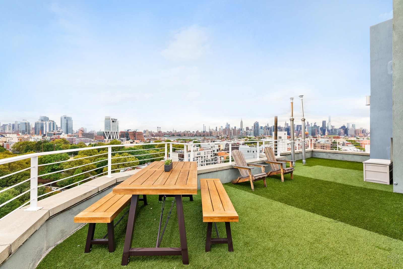 524 Manhattan Avenue 8a, Greenpoint, Brooklyn, NY, 11222, $1,900,000, Sold Property, Halstead Real Estate, Photo 10