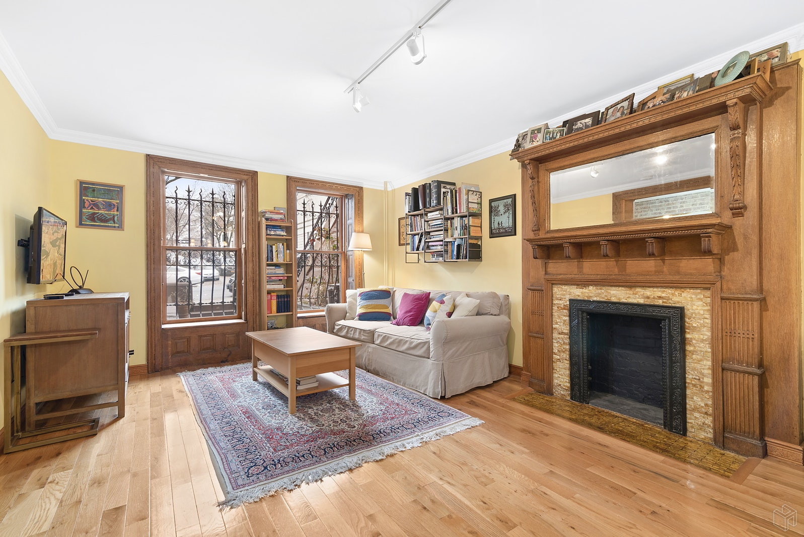 Illustrious Hamilton Heights Townhouse, Upper Manhattan, NYC, 10032, $2,795,000, Property For Sale, Halstead Real Estate, Photo 12