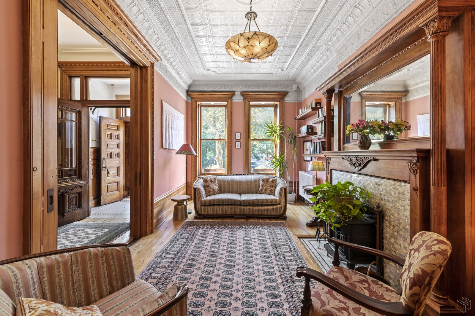Illustrious Hamilton Heights Townhouse Upper Manhattan Nyc 10032