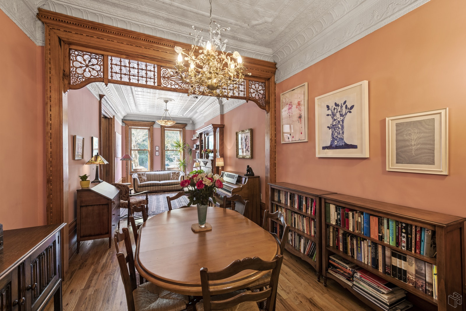 Illustrious Hamilton Heights Townhouse, Upper Manhattan, NYC, 10032, $2,795,000, Property For Sale, Halstead Real Estate, Photo 2